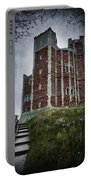 Orford Castle Portable Battery Charger by Svetlana Sewell