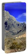Organ Mountain Frosty Top Portable Battery Charger