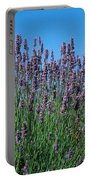 Organic Lavender Portable Battery Charger