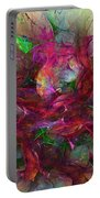 Orgy Of Colors Portable Battery Charger