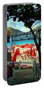 Orient Beach Peek Portable Battery Charger
