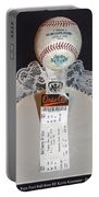 Orioles 60 Yr Anniversary Portable Battery Charger
