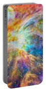 Orions Heart Rectangular Format Portable Battery Charger