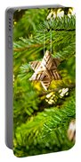 Ornament In A Christmas Tree Portable Battery Charger