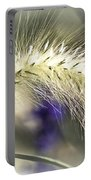 Ornamental Sweet Grass Portable Battery Charger