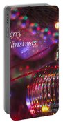 Ornaments-2052-merrychristmas Portable Battery Charger