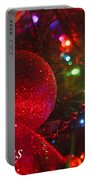 Ornaments-2107-merrychristmas Portable Battery Charger