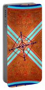 Ornate Ceiling Portable Battery Charger