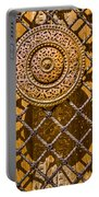 Ornate Door Knob Portable Battery Charger
