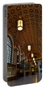 Ornate Entryway Portable Battery Charger
