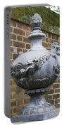 Ornate Garden Urn Portable Battery Charger