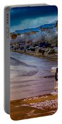 Oro Valley Winter No.54 Portable Battery Charger