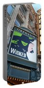Orpheum Sign Portable Battery Charger