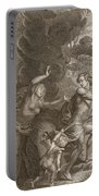 Orpheus, Leading Eurydice Out Of Hell Portable Battery Charger