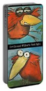 Orville And Wilburs First Flight Portable Battery Charger