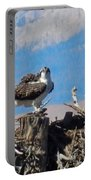 Osprey And Catch Portable Battery Charger