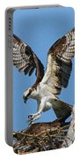 Osprey Mating Portable Battery Charger