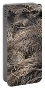 Ostrich Feathers  Portable Battery Charger