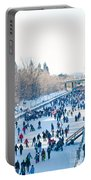 Ottawa Rideau Canal Portable Battery Charger