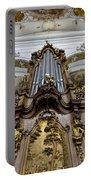Ottobeuren Abbey Organ Portable Battery Charger