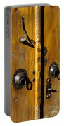 Ottoman Door Knockers Portable Battery Charger