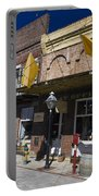 Otts Assay Office And The South Yuba Canal Building Nevada City California Portable Battery Charger