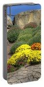 Ott's Greenhouse - Chrysanthemum Hill - Schwenksville - Pa Portable Battery Charger