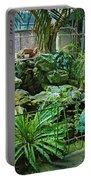 Ott's Greenhouse - Schwenksville - Pennsylvania - Usa Portable Battery Charger