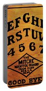 Ouija Board 1 Portable Battery Charger