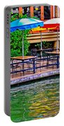 Outdoor Dining Portable Battery Charger