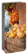 Outdoor Fruit Juice Stall  Portable Battery Charger