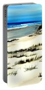 Outer Banks Sand Dunes Beach Ocean Portable Battery Charger