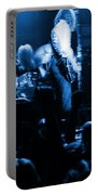 Outlaws #14 Blue Portable Battery Charger