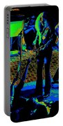 Outlaws #16 Art Cosmic  Portable Battery Charger