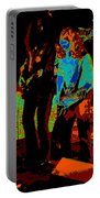 Outlaws #18 Art Cosmic Portable Battery Charger