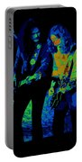 Outlaws #25 Crop 2 Art Psychedelic Portable Battery Charger
