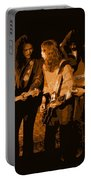 Outlaws #26 Crop 2 Art In Amber Portable Battery Charger