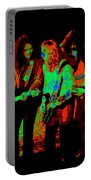 Outlaws #26 Crop 2 Art Cosmic Portable Battery Charger