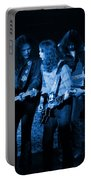 Outlaws #26 Crop 2 Blue Portable Battery Charger