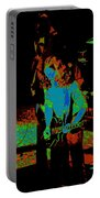 Outlaws #27 Art Psychedelic Portable Battery Charger