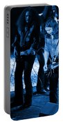 Outlaws #32 Crop 2 Blue Portable Battery Charger
