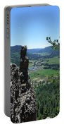 Outlook From The Ridge Portable Battery Charger
