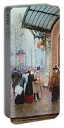 Outside The Vaudeville Theatre Portable Battery Charger