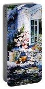 Over Sleepy Garden Walls Portable Battery Charger