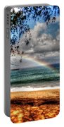 Over The Rainbow Portable Battery Charger