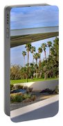 Overhang Palm Springs Tram Station Portable Battery Charger