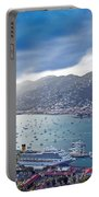 Overlooking The Bay Portable Battery Charger