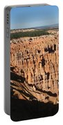 Overview At Bryce Canyon Portable Battery Charger