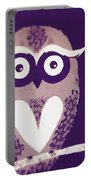 Owl 1 Portable Battery Charger