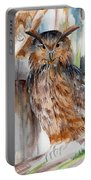 Owl Series - Owl 2 Portable Battery Charger